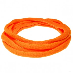 Orange Medium Nylon Choker Necklace