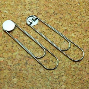 JUMBO PAPER CLIPS / BOOKMARKS