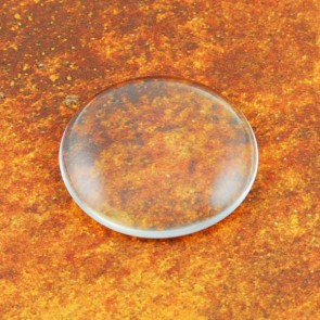 30MM Glass Dome Circle Cabochon