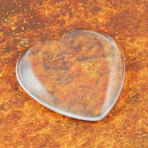 35mm 1-3/8 Inch PRO Glass Dome Hearts